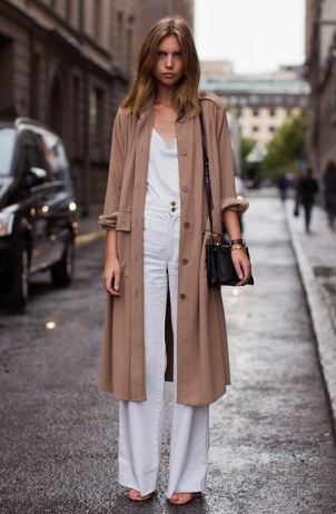 STOCKHOLM-STREET-STYLE-LONG-COAT-CAMEL-WHITE-TOP-WIDE-LEG-PANTS-CELINE-SMALL-SHOULDER-BAG