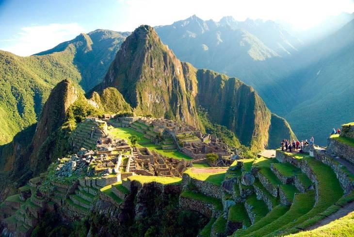 Lugares-turisticos-de-Peru-Machupichu